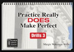 Drill book 3 - 250